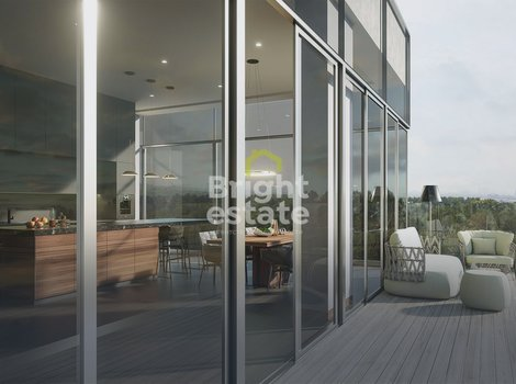ЖК Вишневый сад — Квартира с 2 спальнями в ЗАО. ID 12459