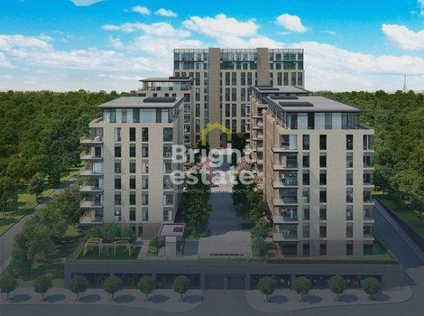 Купить квартиру в элитном жилом комплексе Вишневый сад. ID 12464