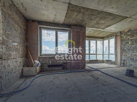 Купить 3-комнатную квартиру без отделки в ЖК Дом на Беговой. ID 12470