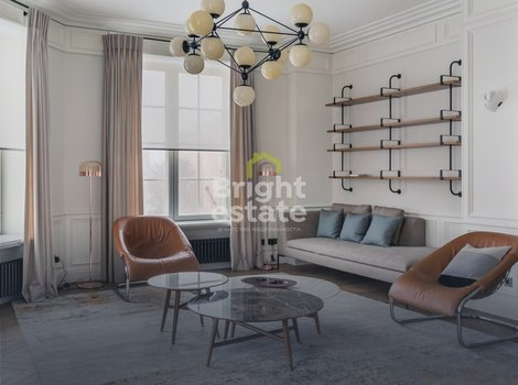Продажа готовой к проживанию квартиры в ЖК Агаларов Хаус. ID 12483