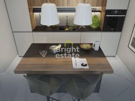 Купить квартиру с отделкой под ключ в ЖК Soho + Noho. ID 12496