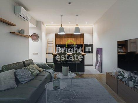 Купить 3-комнатные апартаменты под ключ в ЖК Soho + Noho. ID 12497