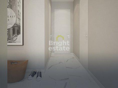 Купить 2-комнатные апартаменты в клубном доме Soho + Noho. ID 12503