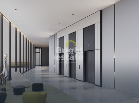Городские апартаменты с дизайнерской отделкой в ЖК Chkalov. ID 12512