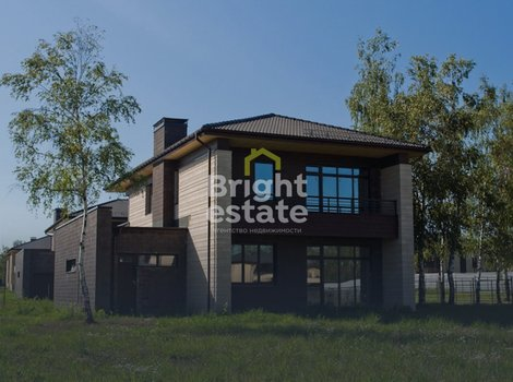 Продажа дома 333,6 кв.м. на участке 12,7 соток в КП Крекшино. ID 12548
