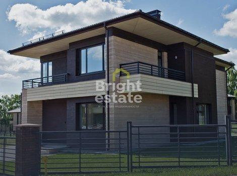Продается дом под чистовую отделку в поселке Крекшино. ID 12550