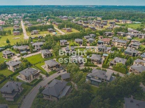 Продается участок без подряда на строительство в Крекшино. ID 12556