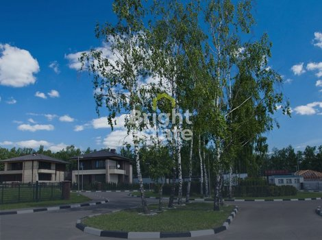 Загородный участок в коттеджном поселке Крекшино. ID 12568