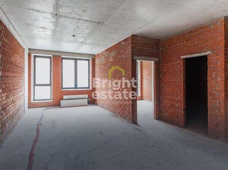 Купить квартиру без отделки в ЖК Barrin House в Хамовниках. ID 12636