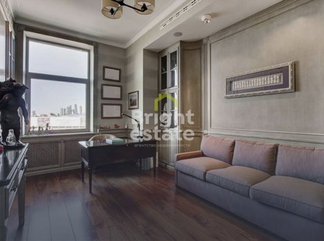 Арендовать 4-комнатную квартиру в ЖК Имперский дом, Якиманка. ID 12651