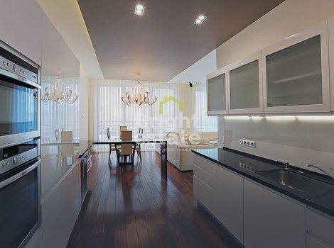 Купить квартиру под ключ с мебелью в клубном проекте Дом на Покровском бульваре. ID 12652
