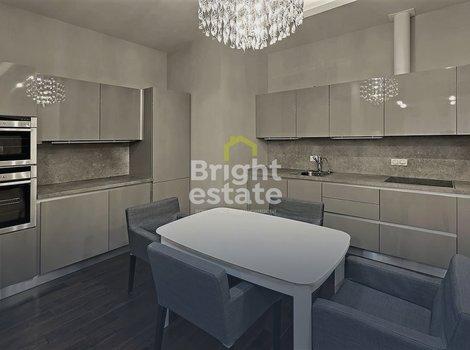 Продажа готовой квартиры 130 кв.м. в Доме на Покровском бульваре. ID 12653