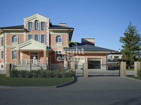 Продажа особняка1067 кв.м. без отделки в КП Мэдисон Парк. ID 12686