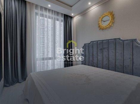 Купить готовые городские апартаменты с мебелью и техникой в ЖК Пресня Сити. ID 12752