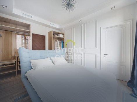 Купить апартаменты 47 кв.м. под ключ в ЖК Пресня Сити. ID 12753