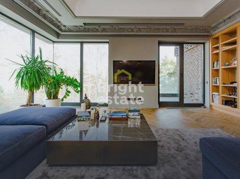 Купить готовую квартиру под ключ в ЖК Парк Рублево. ID 12821