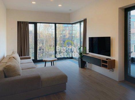 Купить 2-комнатную квартиру 78 кв.м. под ключ в ЖК Парк Рублево. ID 12848