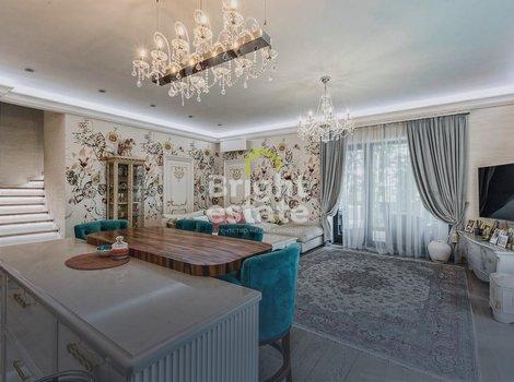 Арендовать 2-уровневую квартиру с мебелью в ЖК Парк Рублево. ID 12867