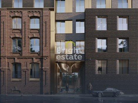 Продажа квартиры с 2 спальнями в ЖК Тессинский 1. ID 12965