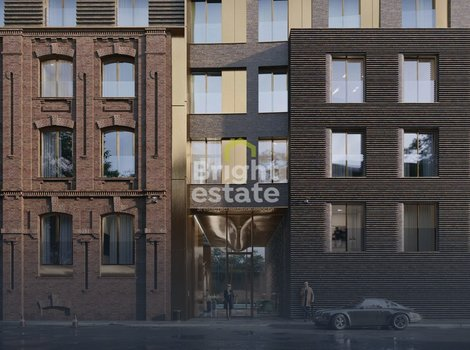 Продажа 3-комнатной квартиры 122,7 кв.м. в клубном доме Tessin. ID 12970