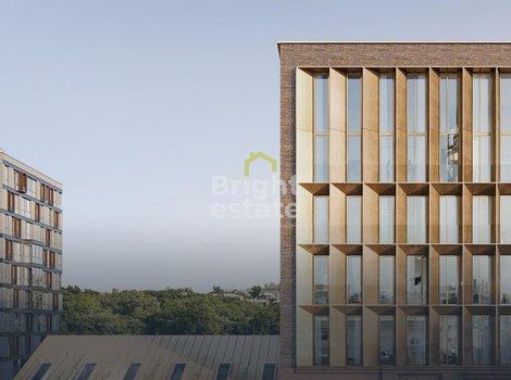 Продается квартира без отделки в жилом комплексе Tessin. ID 12971