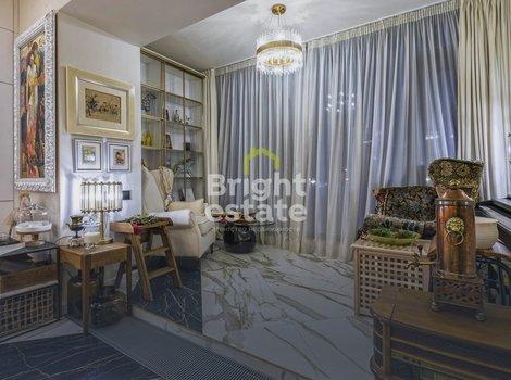 Арендовать квартиру с авторским дизайном в жилом комплексе Парк Рублево. ID 12980