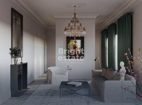 Продажа апартаментов под ключ в премиальном ЖК Большая Дмитровка IX. ID 13000