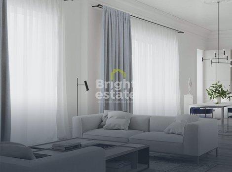 Купить большие апартаменты под ключ в премиальном комплексе Большая Дмитровка IX. ID 13004