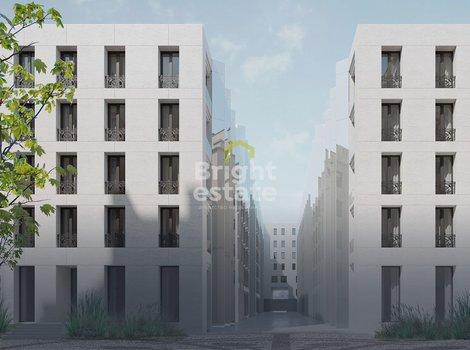 Купить апартаменты в Тверском районе ЦАО, ЖК Большая Дмитровка IX. ID 13010