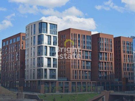Купить квартиру с 2 спальнями в ЖК Садовые Кварталы, Хамовники. ID 13063