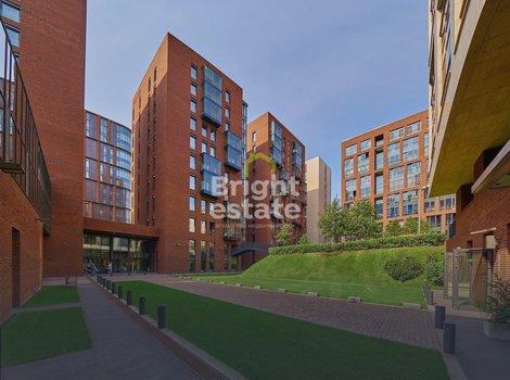 Двухкомнатная квартира в жилом комплексе Садовые Кварталы. ID 13088