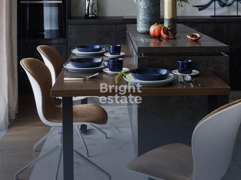 Купить готовую квартиру с дизайнерской отделкой в Парке Рублево. ID 13098