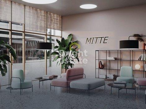 Продажа городской студии в ЖК Mitte на Летниковской. ID 13117