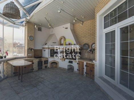 Купить особняк 950 кв.м. под чистовую отделку в КП Миллениум Парк. ID 13133