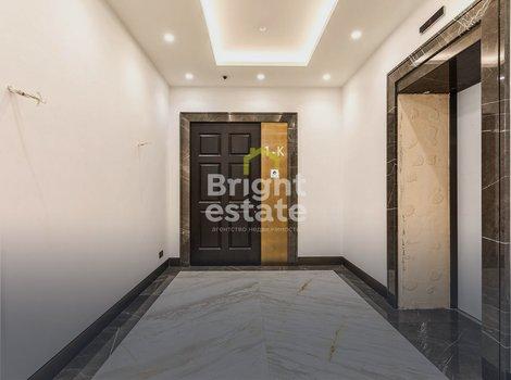 Городская квартира 293,4 кв.м. в жилом комплексе Knightsbridge Private Park. ID 13141