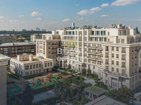 Продажа большой городской квартиры в клубном квартале Knightsbridge Private Park. ID 13154