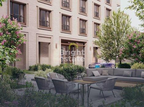 Купить 2-комнатные апартаменты 67,9 кв.м. в клубном доме Пироговская 14. ID 13179