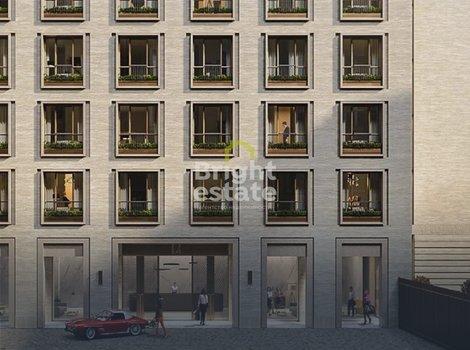Продажа апартаментов в Хамовниках, клубный дом Пироговская 14. ID 13184