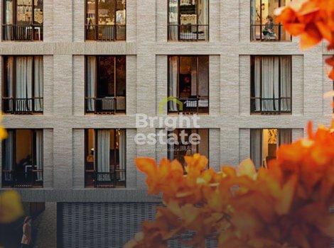 Продажа городских апартаментов с отделкой в клубном доме Пироговская 14. ID 13188