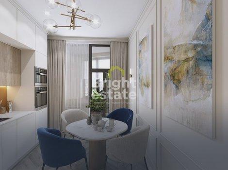 Продажа 2-комнатной квартиры под ключ в ЖК Врубеля 4. ID 13203