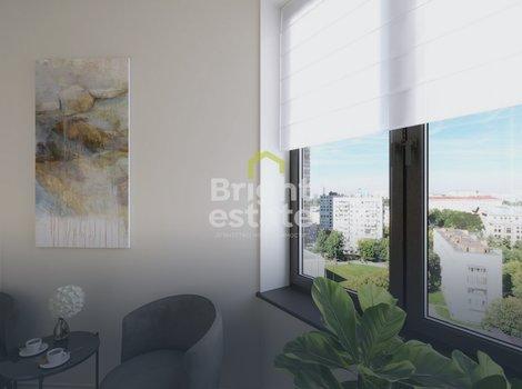 Купить просторную 2-комнатную квартиру в ЖК Врубеля 4. ID 13204