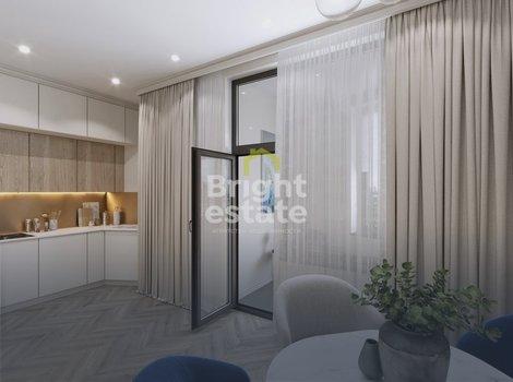 Продажа 1-комнатной квартиры 59 кв.м. в ЖК Врубеля 4. ID 13211