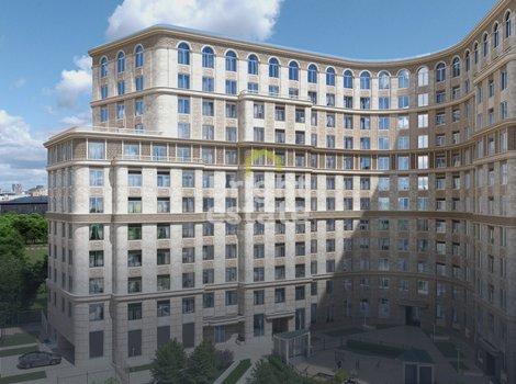 Купить 1-комнатную квартиру в жилом комплексе Врубеля 4. ID 13212
