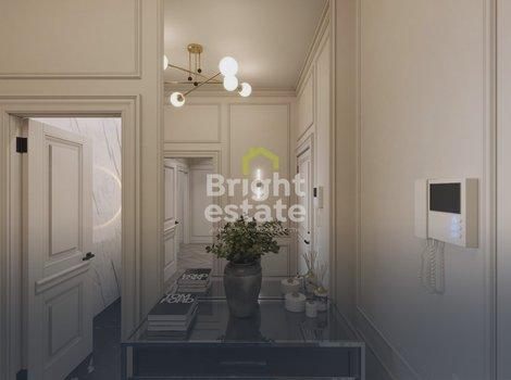 Купить квартиру 79,8 кв.м. в жилом комплексе Врубеля 4. ID 13219