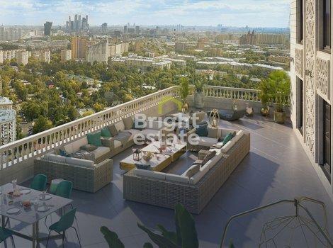 Купить квартиру в жилом комплексе Врубеля 4. ID 13226