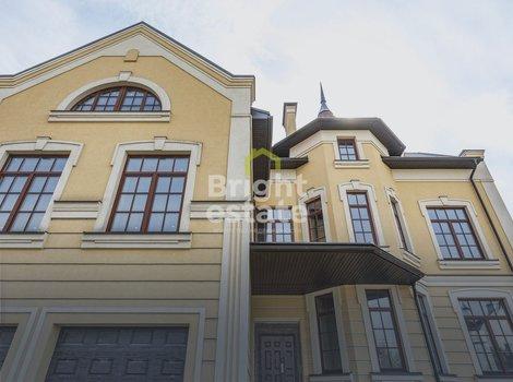 Купить особняк 897 кв.м. без отделки в премиальном поселке Береста. ID 13245
