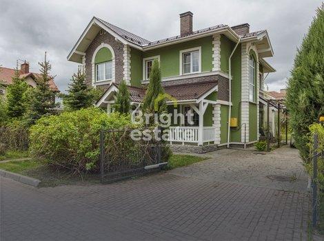 Купить готовый дом под ключ в поселке Европа-2 на Ильинке. ID 13371