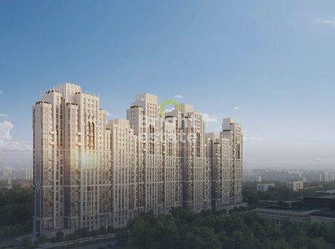 Купить студию в новом жилом комплексе Москвы — ЖК Достижение. ID 13374