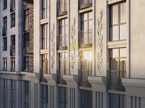 Купить квартиру без отделки в жилом комплексе Достижение на Академика Королева. ID 13387
