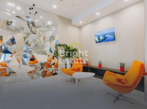 Купить квартиру 75 кв.м. с двумя спальнями в ЖК Сердце Столицы. ID 13424
